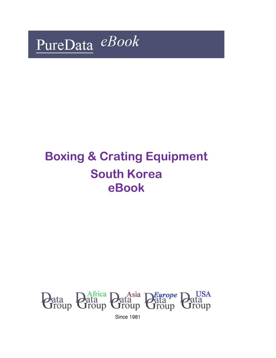 Boxing & Crating Equipment in South Korea