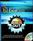 Microsoft Office Excel 2003 Inside Out