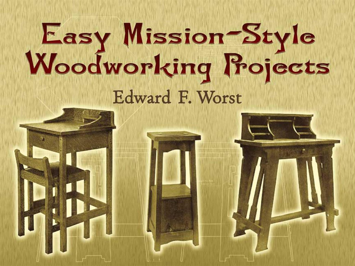 Easy Mission-Style Woodworking Projects