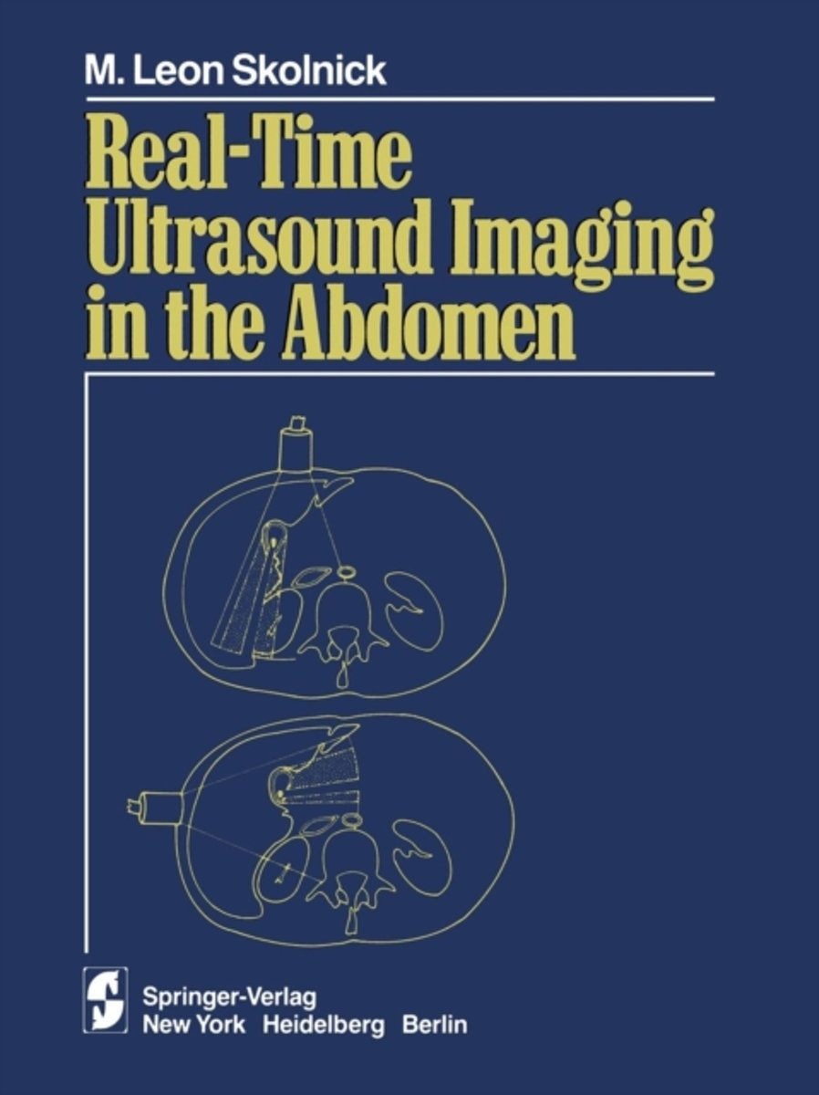 Real-time Ultrasound Imaging in the Abdomen