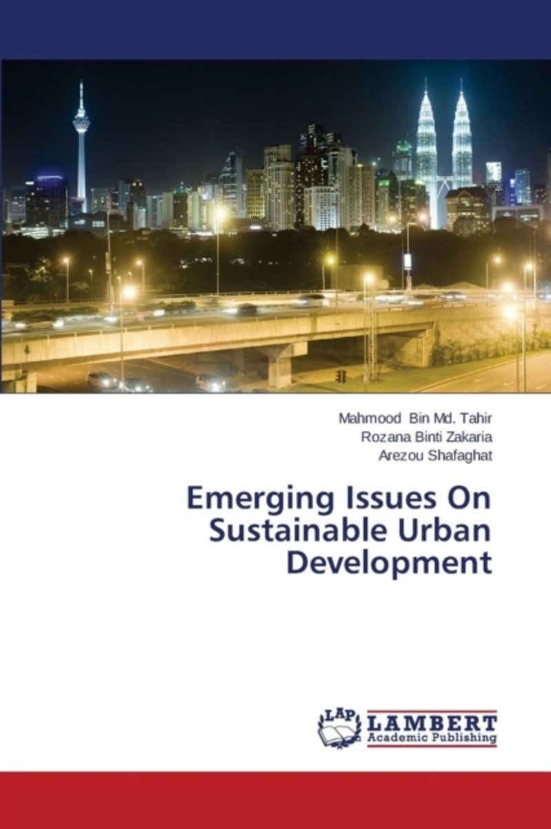 Emerging Issues on Sustainable Urban Development