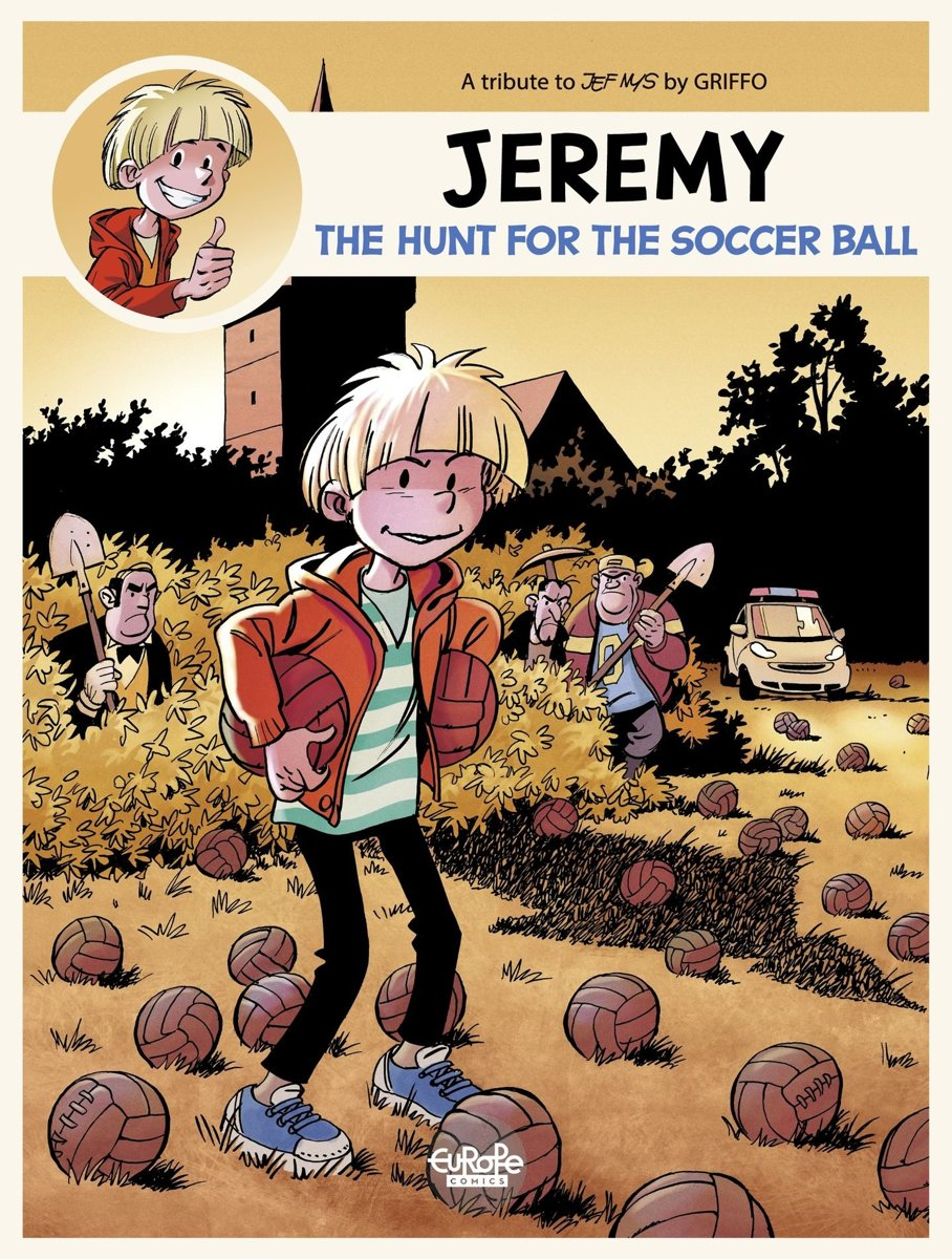 Jeremy - A tribute to... - Volume 1 - The Hunt for the Soccer Ball