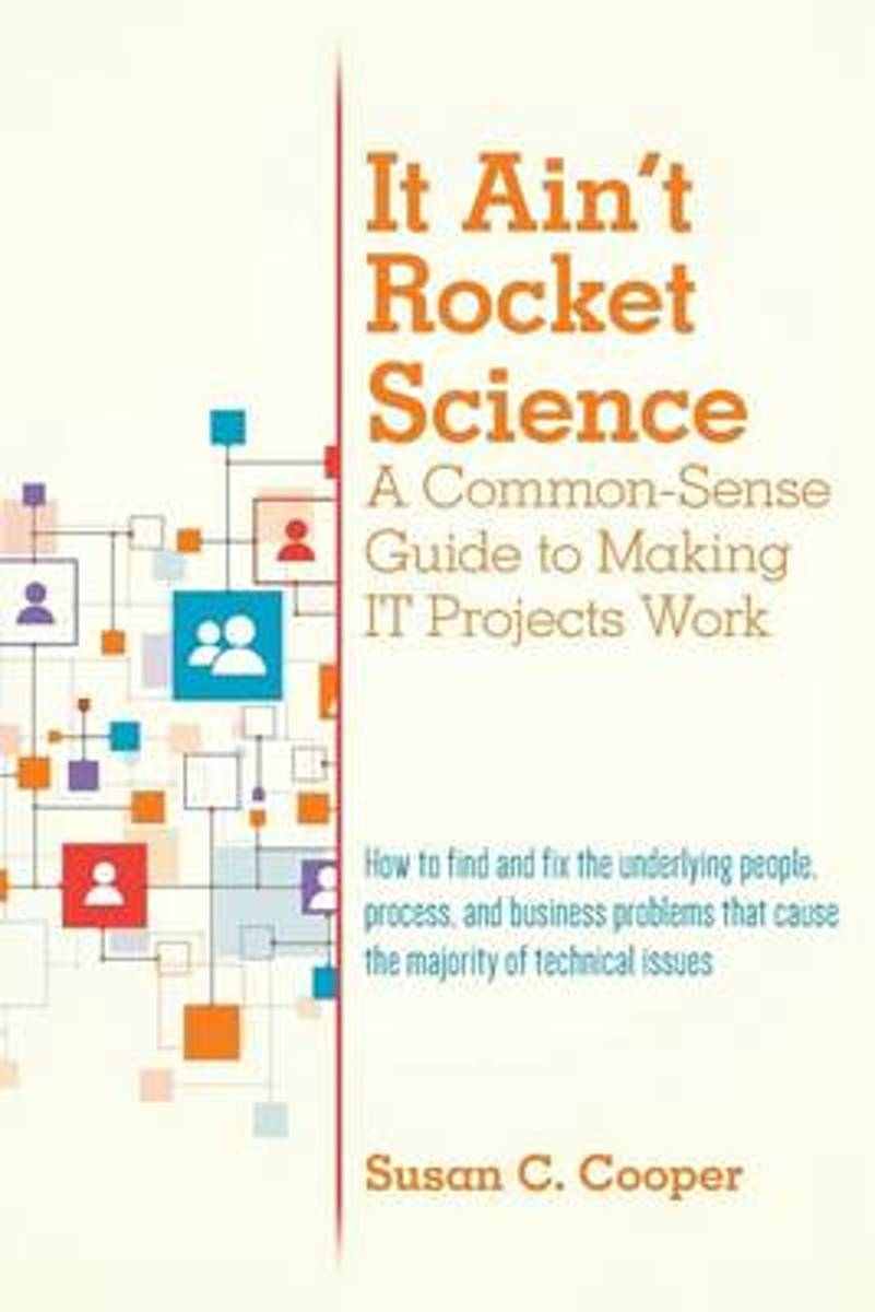 It Ain't Rocket Science a Common-Sense Guide to Making It Projects Work