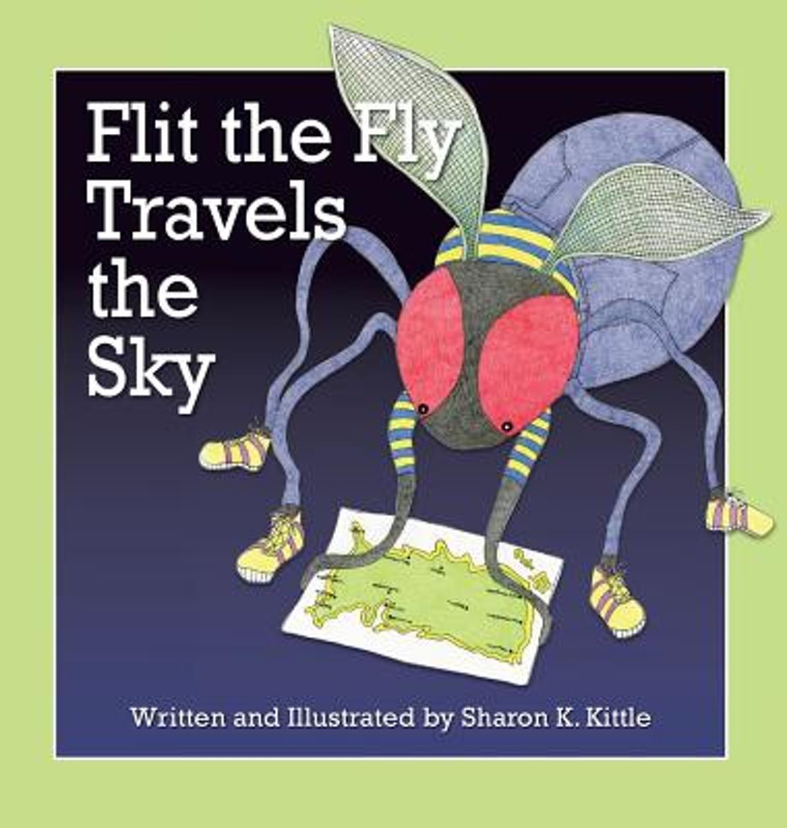 Flit the Fly Travels the Sky