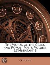 The Works Of The Greek And Roman Poets, Volume 3, Part 1