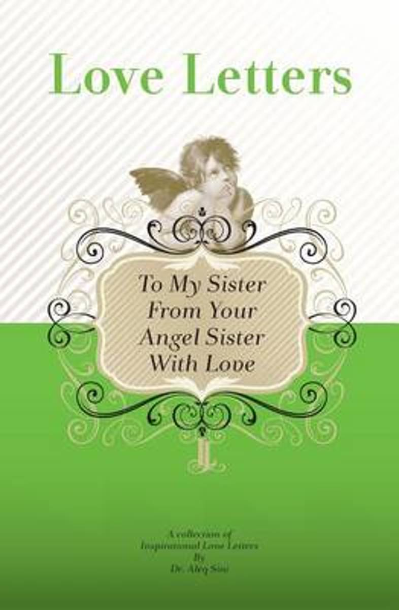 To My Sister, from Your Angel Sister with Love