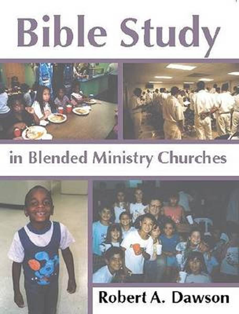 Bible Study in Blended Ministry Churches
