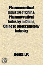 Pharmaceutical Industry of China