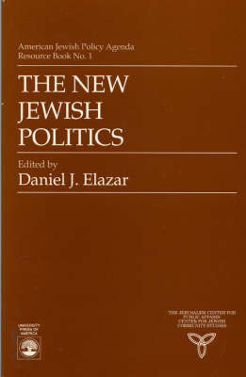 The New Jewish Politics