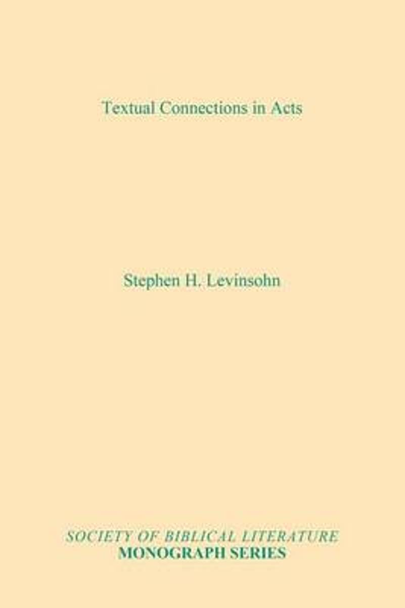 Textual Connections in Acts