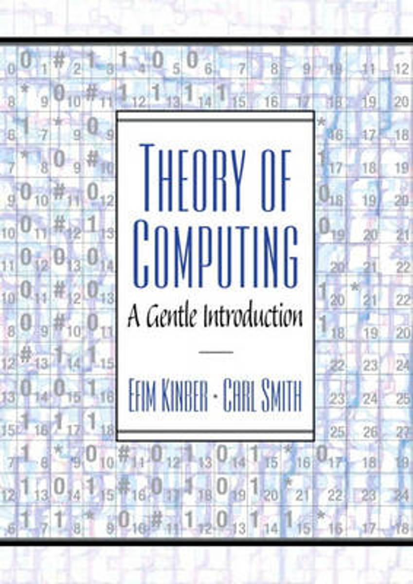 Theory of Computing