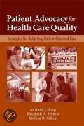 Patient Advocacy For Health Care Quality