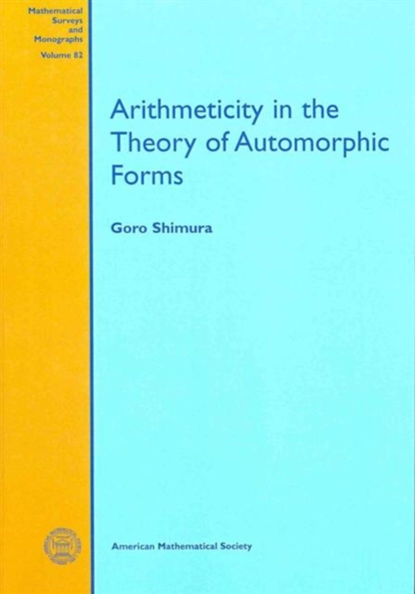 Arithmeticity in the Theory of Automorphic Forms