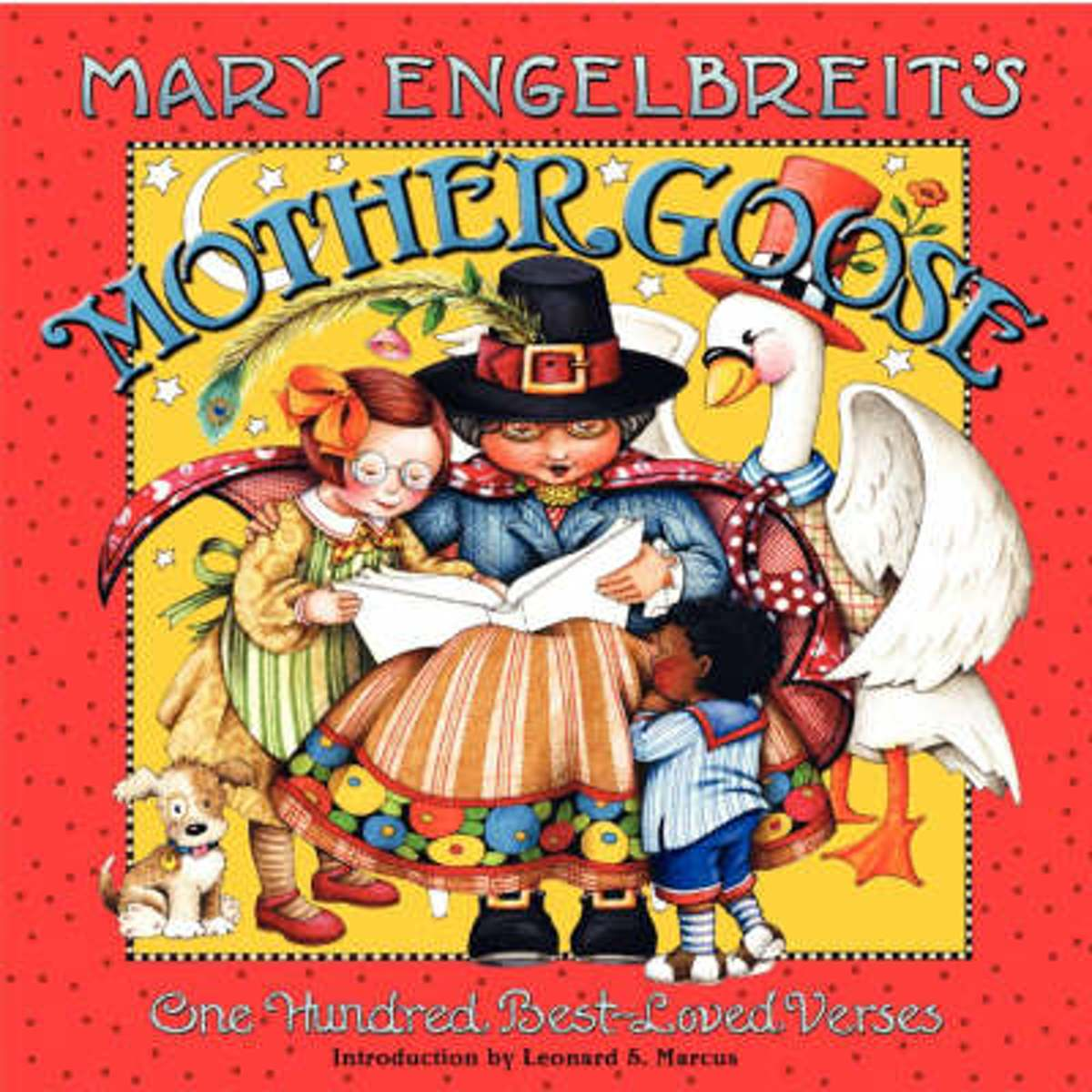 Mary Engelbreits Mother Goose Book and CD