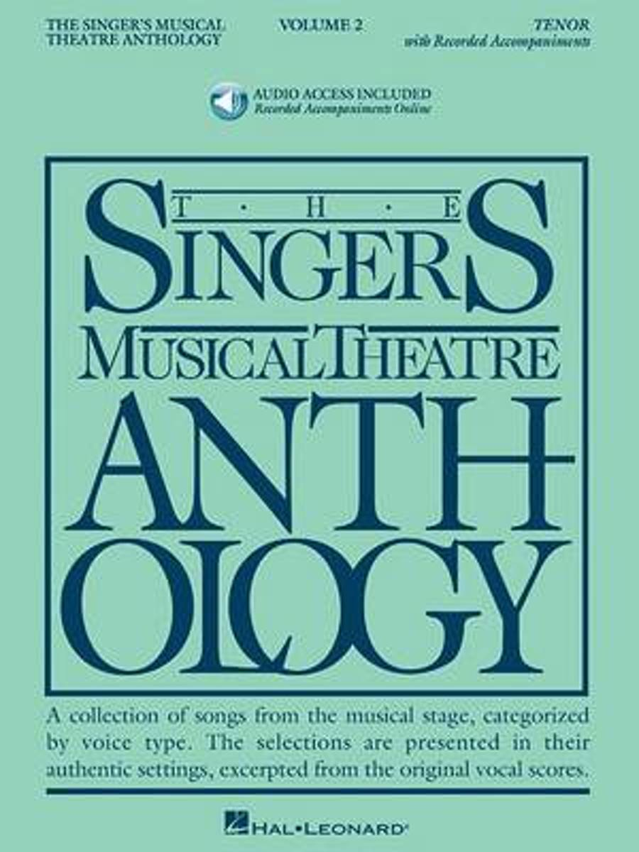 Singer's Musical Theatre Anthology - Volume 2