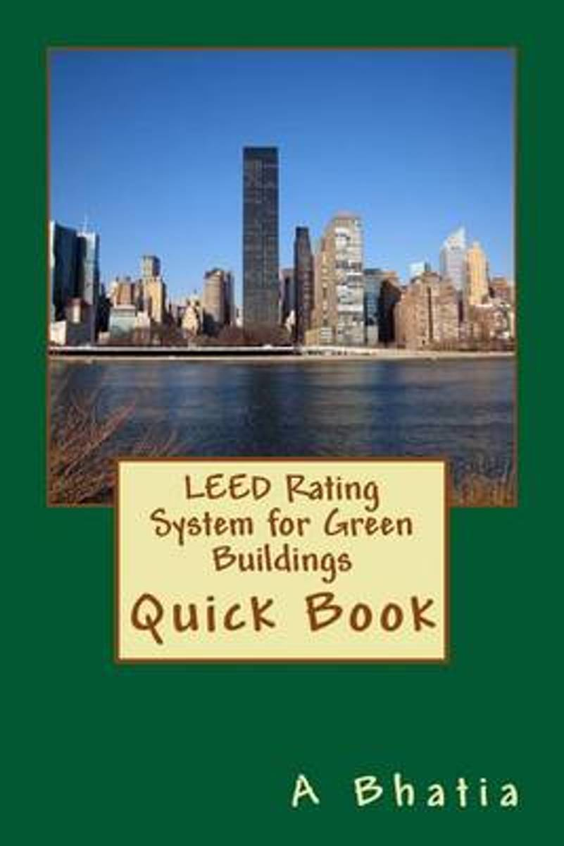 Leed Rating System for Green Buildings