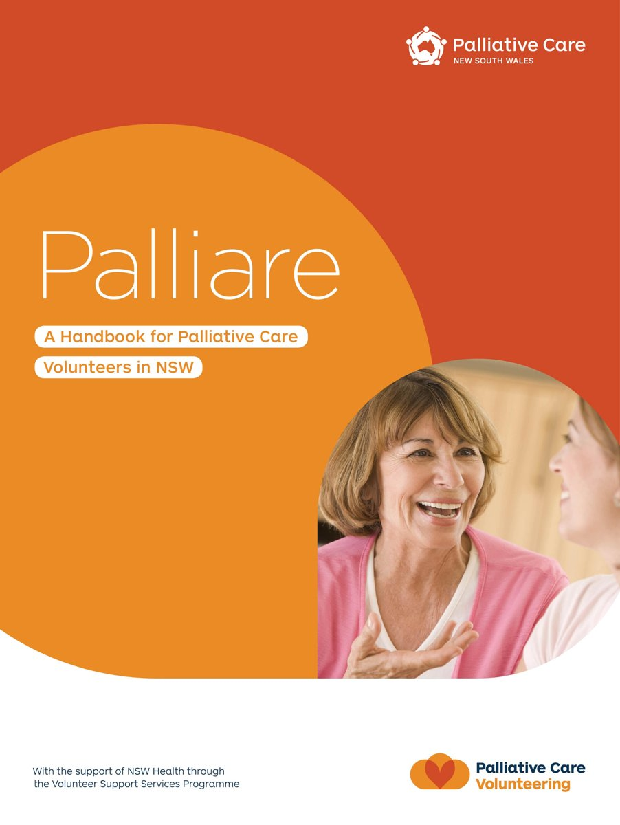 Palliare: A Handbook for Palliative Care Volunteers in NSW