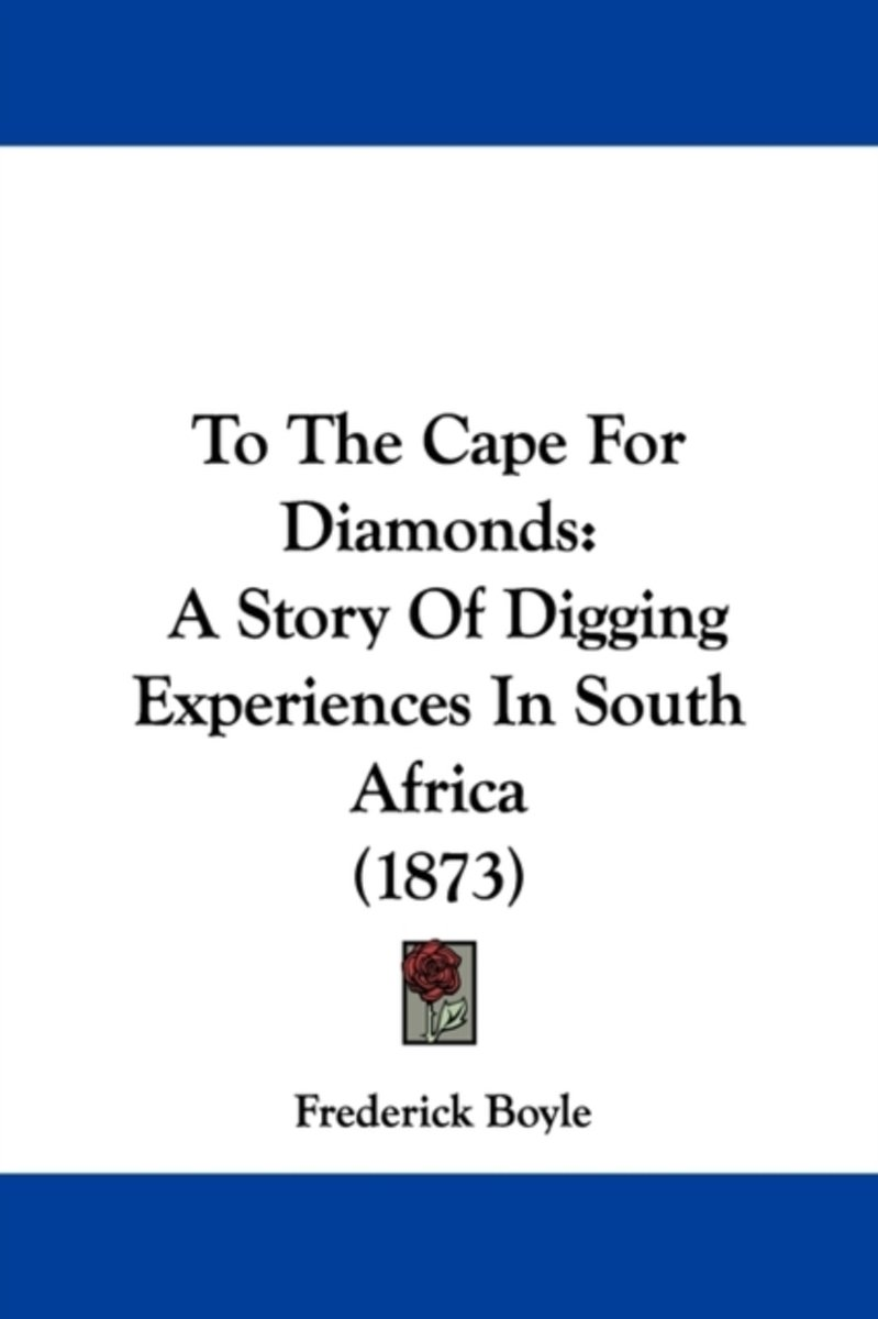 To The Cape For Diamonds