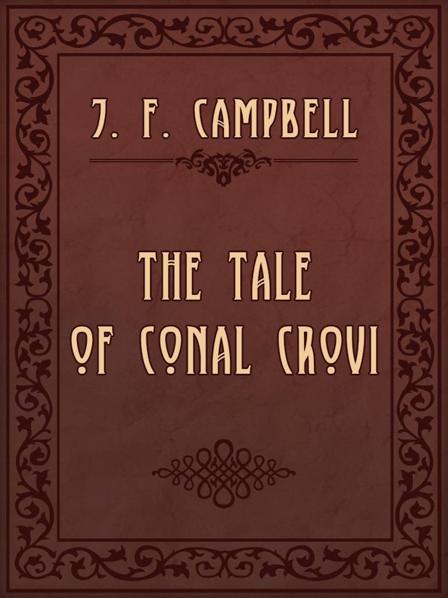 THE TALE OF CONAL CROVI