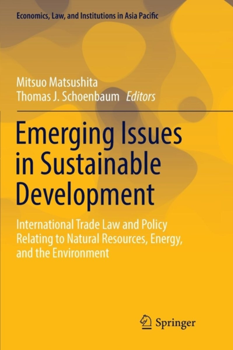 Emerging Issues in Sustainable Development