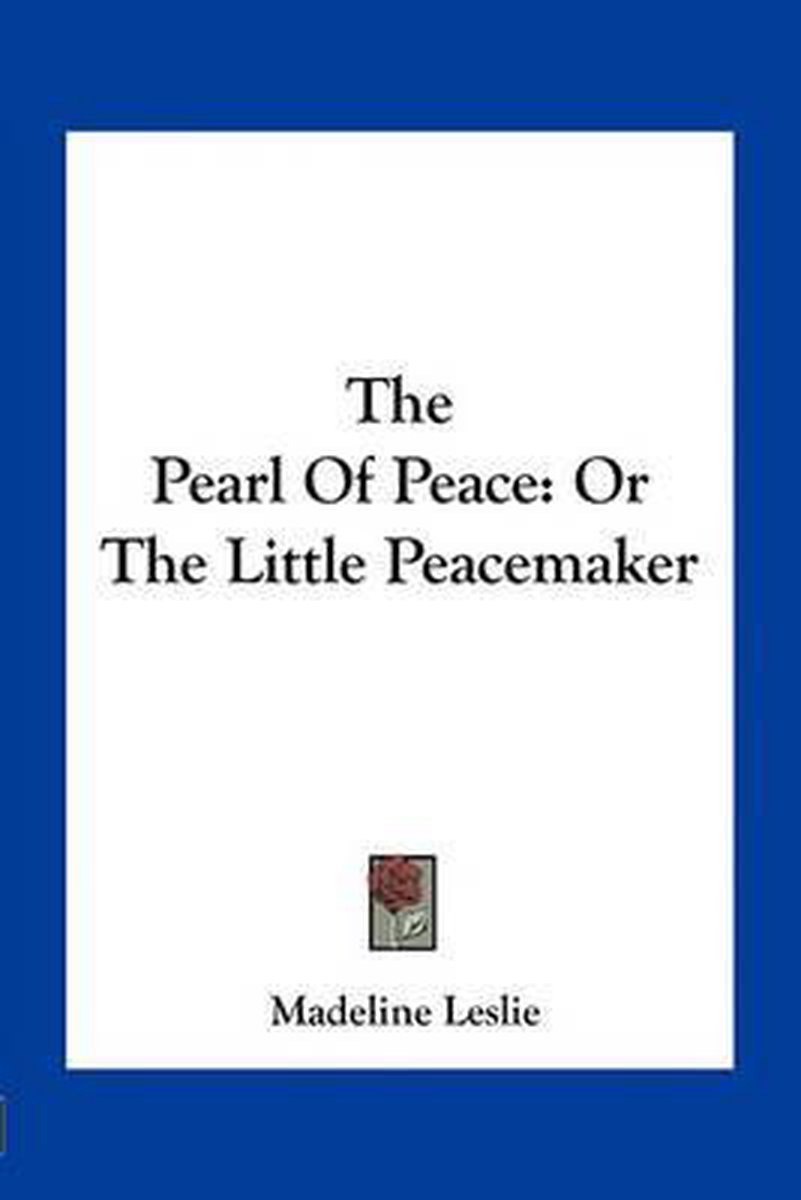 The Pearl of Peace