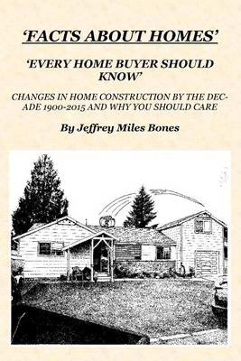 'Facts about Homes Every Home Buyer Should Know'