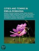 Cities and towns in Emilia-Romagna
