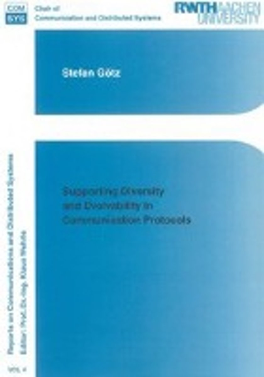 Supporting Diversity and Evolvability in Communication Protocols