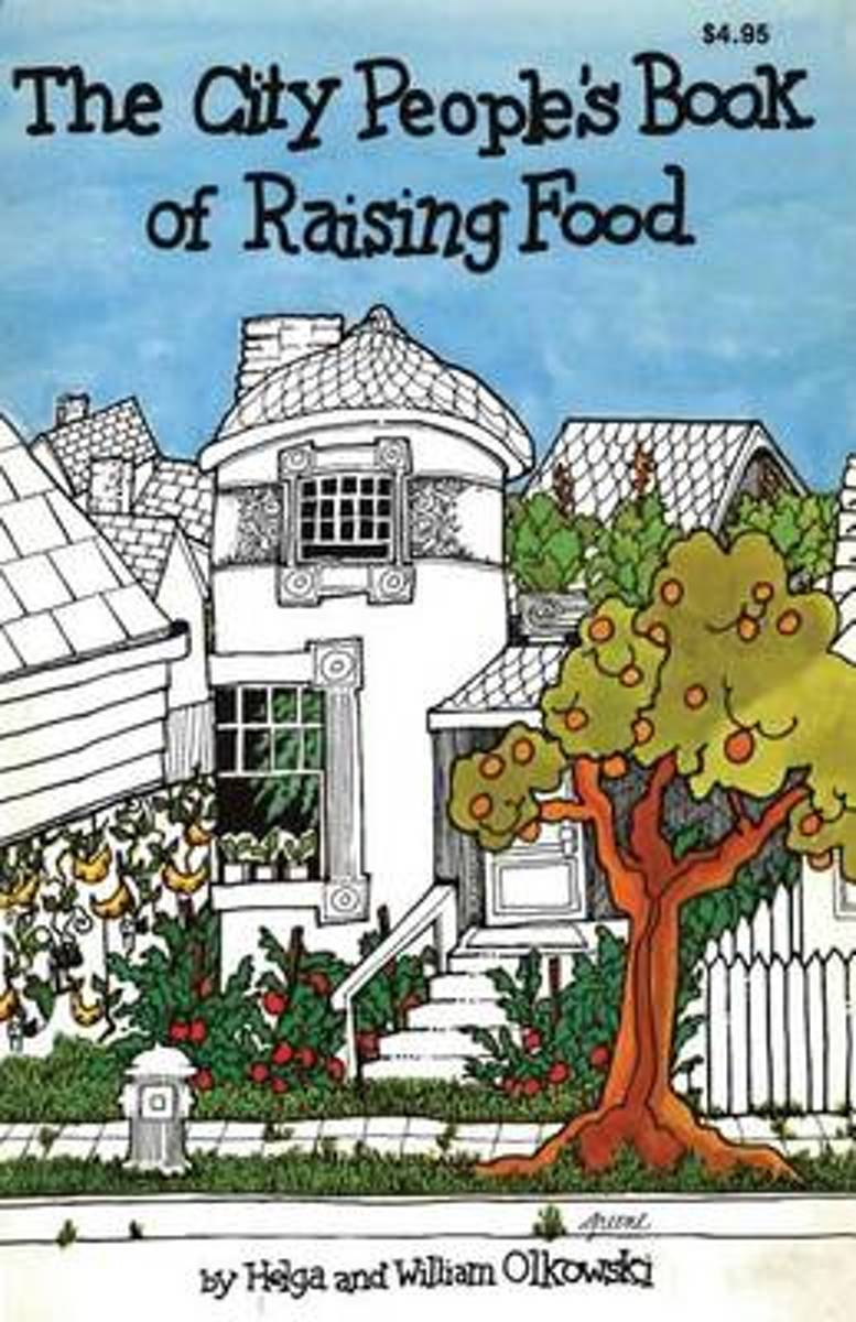 City People's Book of Raising Food