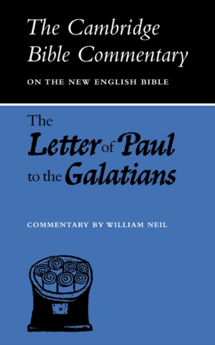 The Letter of Paul to the Galatians