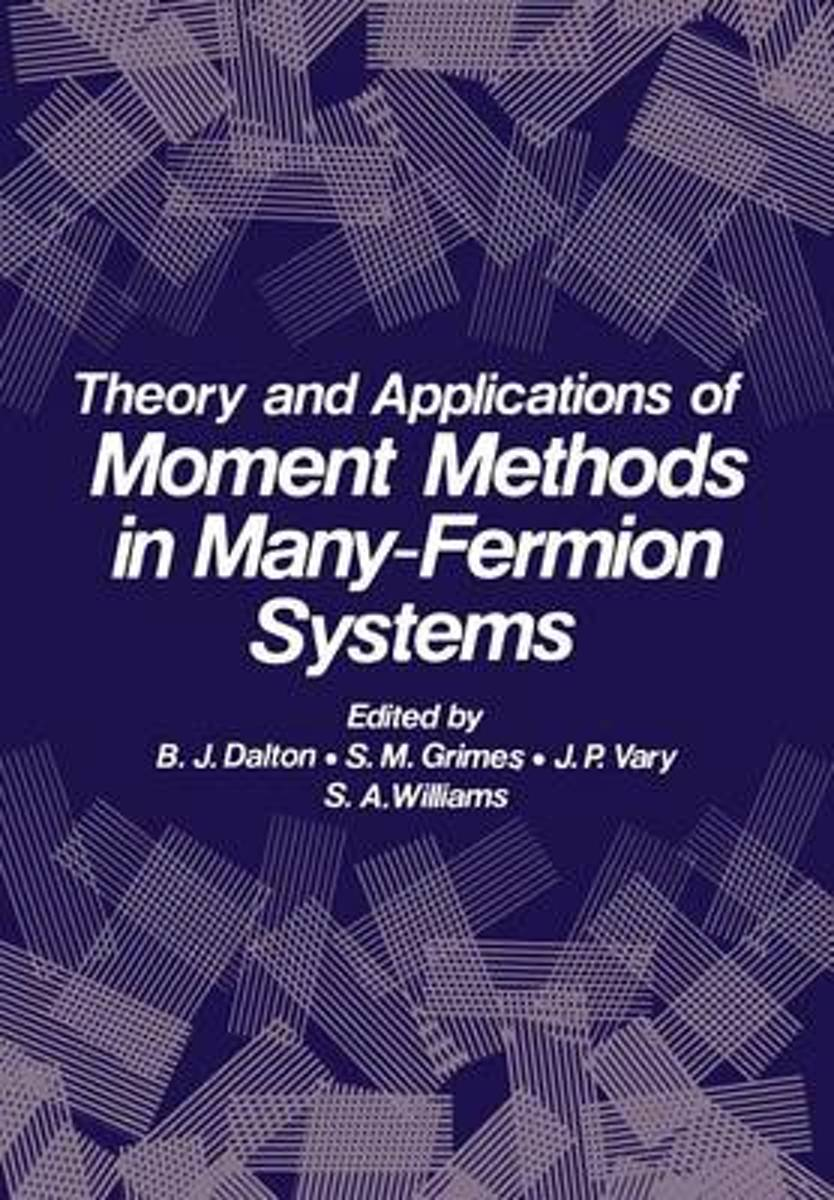 Theory and Applications of Moment Methods in Many-Fermion Systems