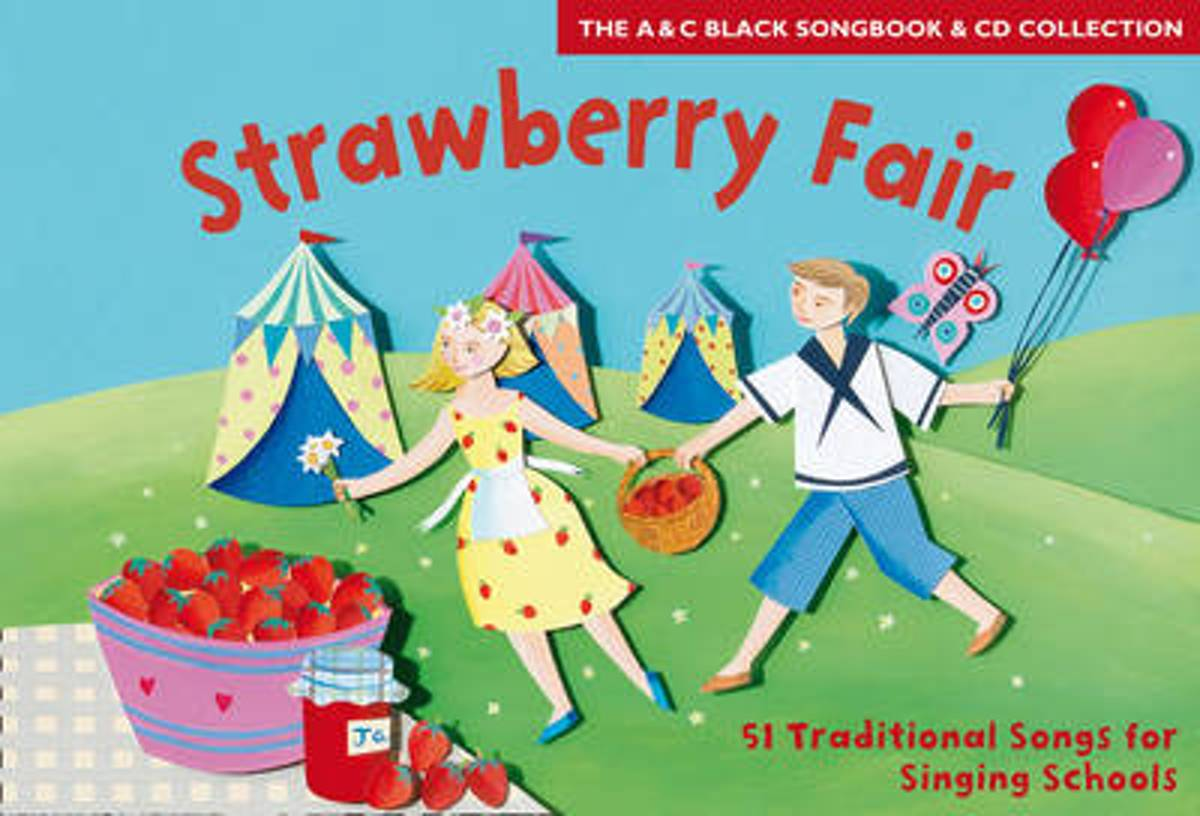 Songbooks - Strawberry Fair (Book + CD)