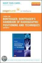 Bontrager's Handbook of Radiographic Positioning and Techniques - Pageburst E-Book on Vitalsource (Retail Access Card)