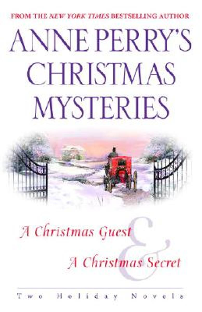Anne Perry's Christmas Mysteries