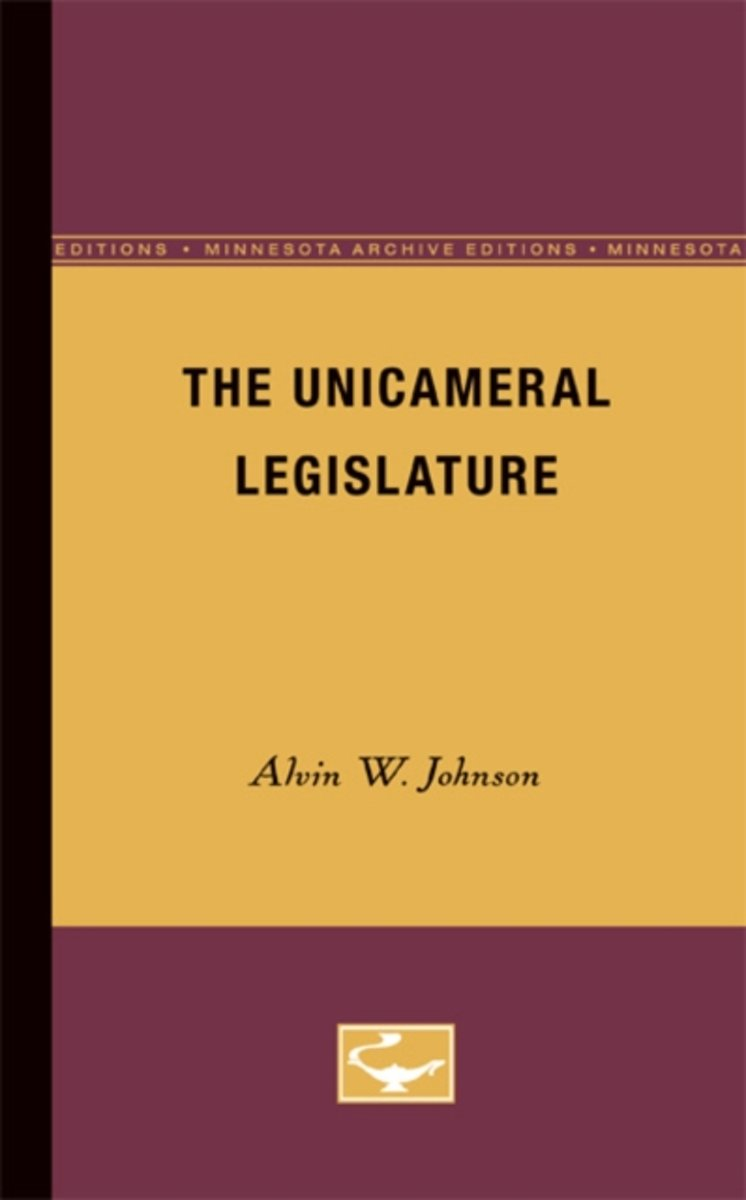 The Unicameral Legislature