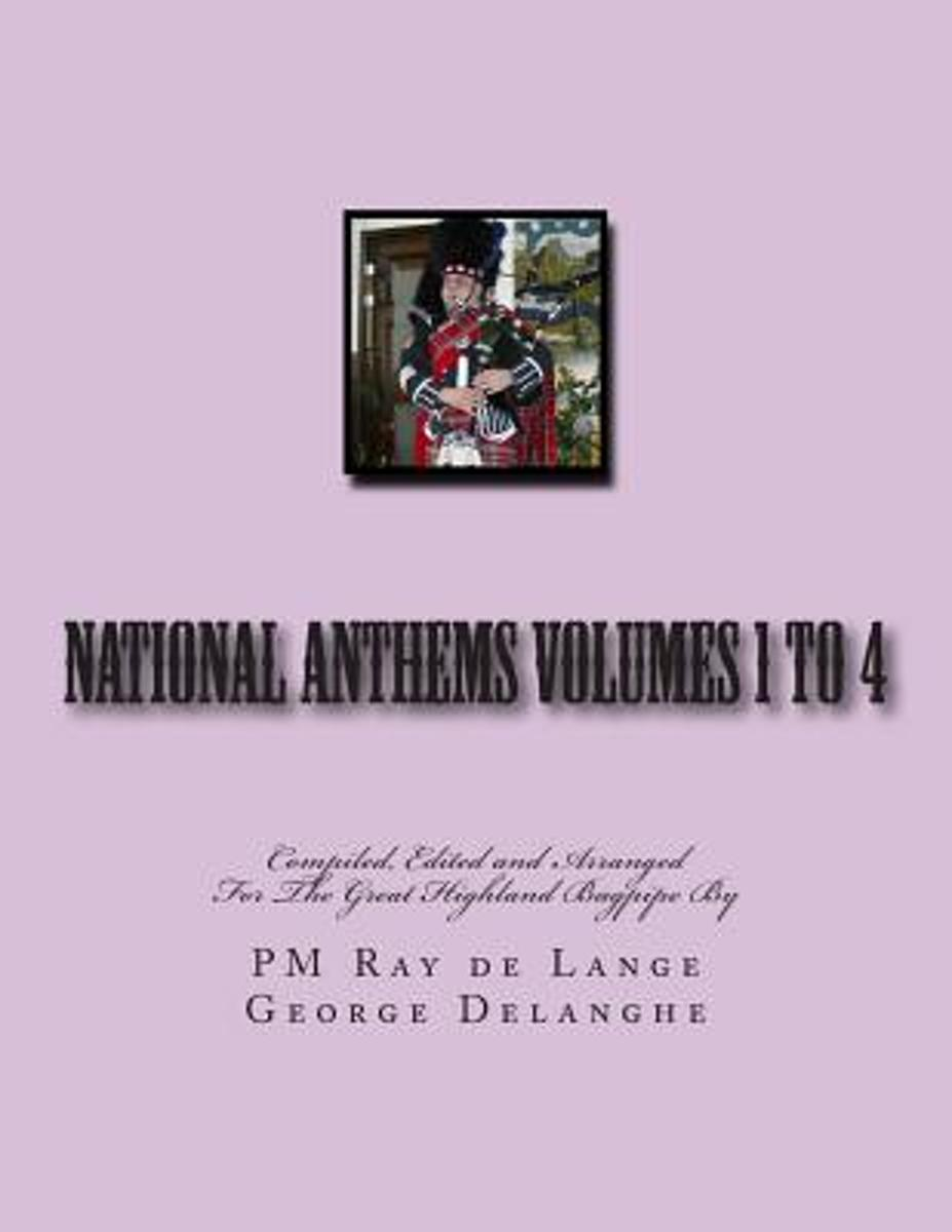 National Anthems Volumes 1 to 4