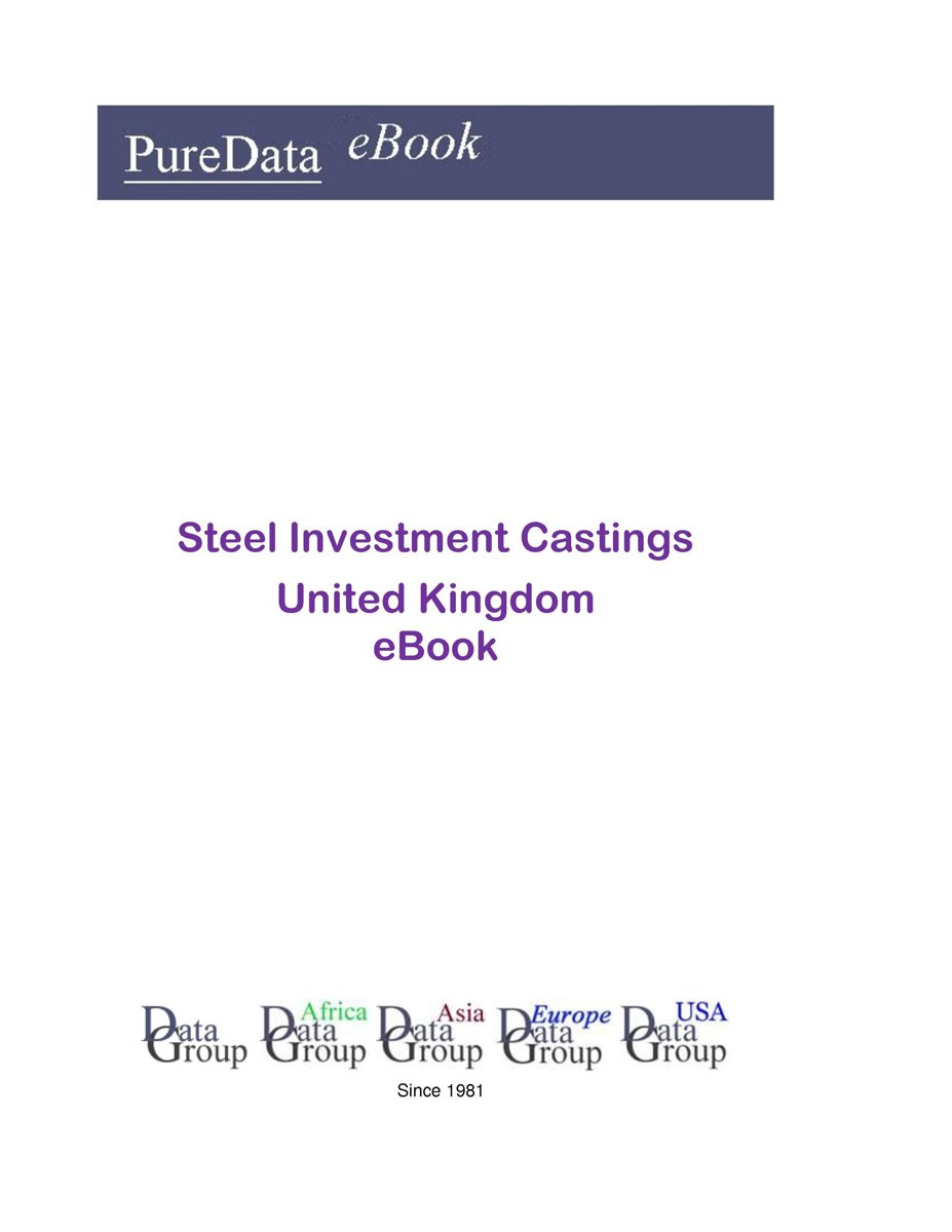 Steel Investment Castings in the United Kingdom