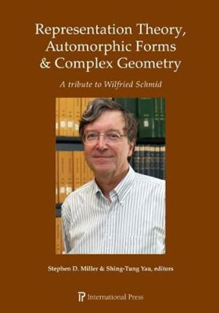 Representation Theory, Automorphic Forms & Complex Geometry
