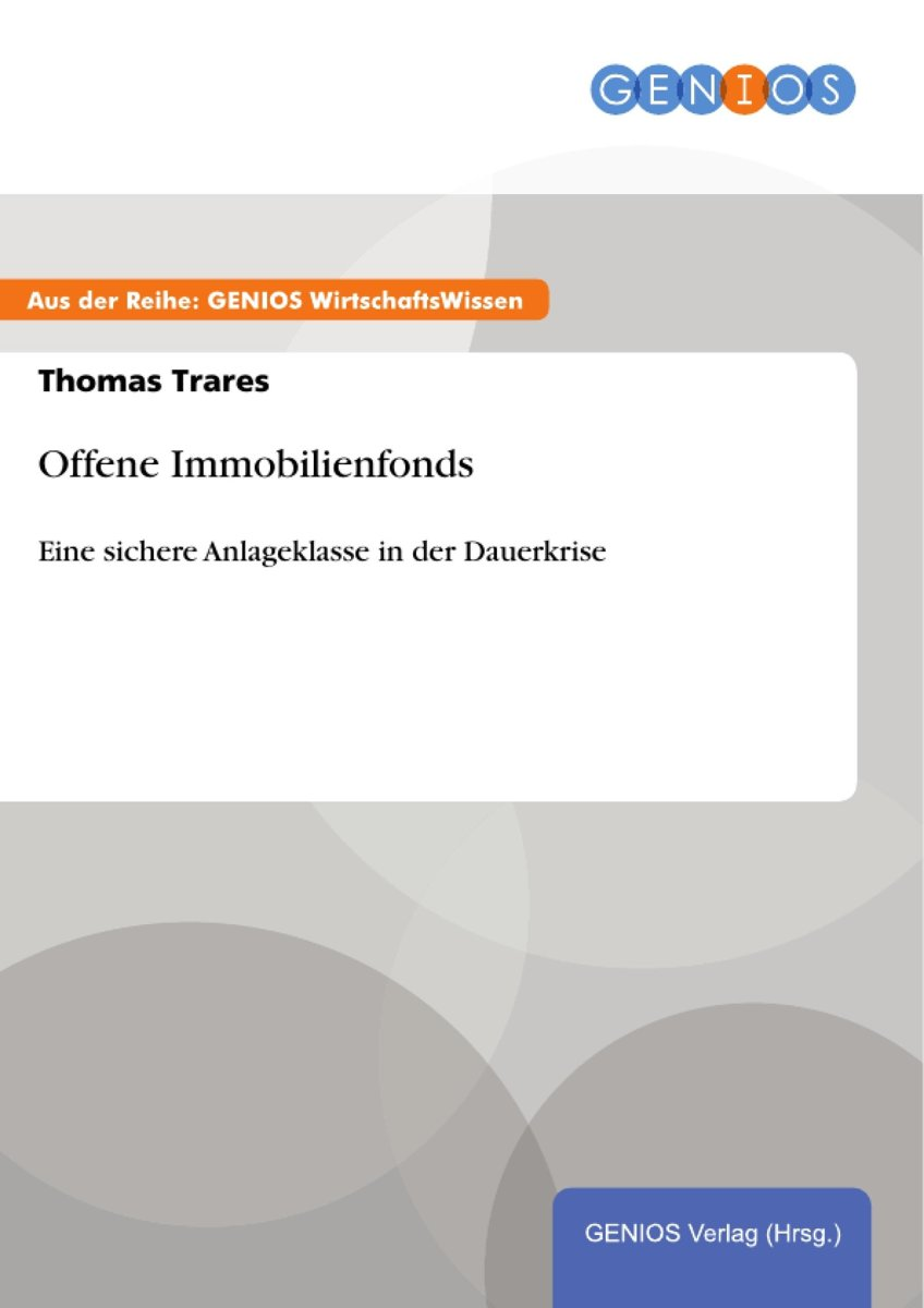 Offene Immobilienfonds