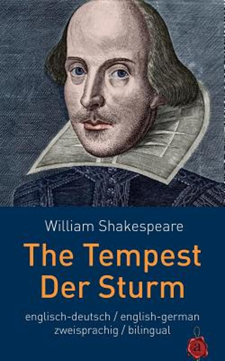 The Tempest / Der Sturm. Shakespeare. Zweisprachig