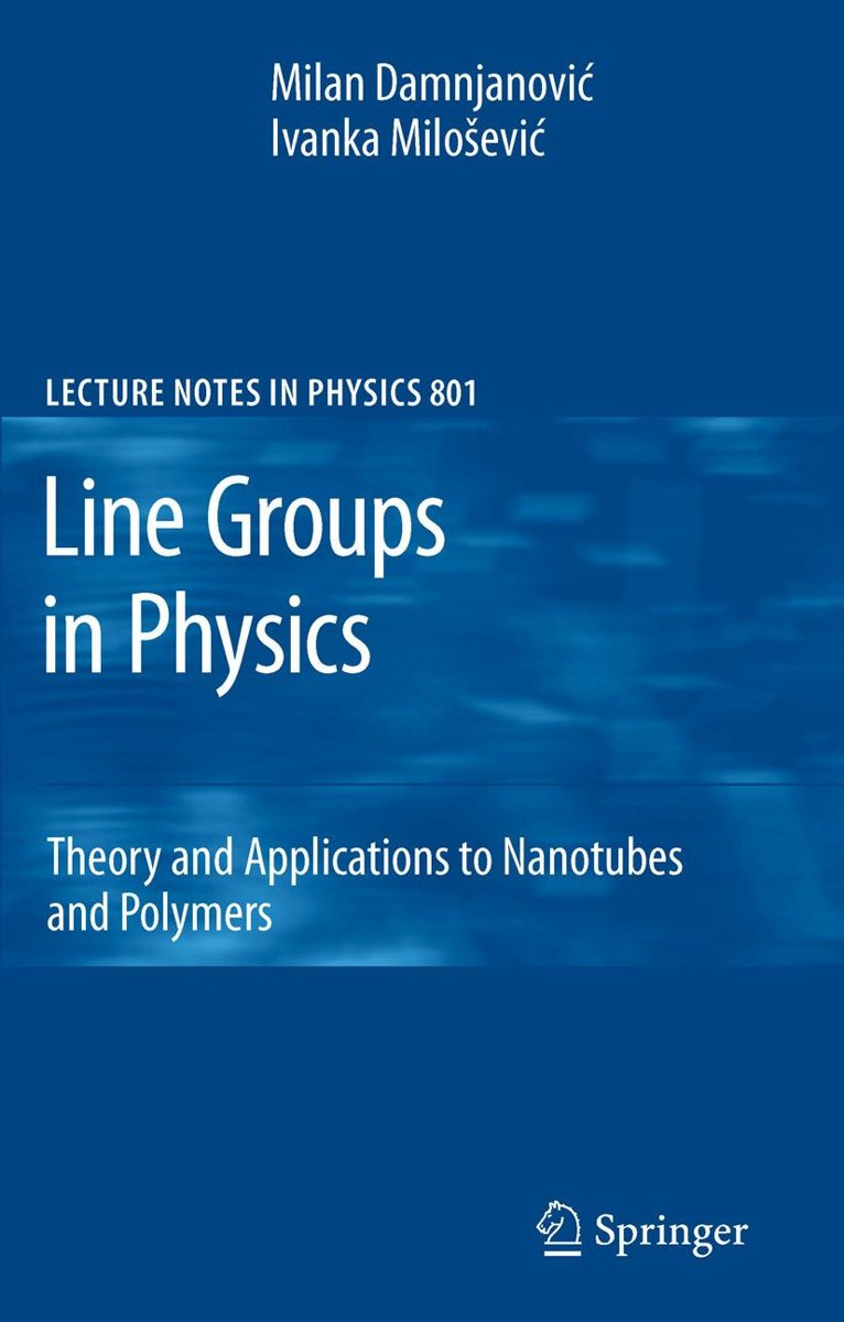 Line Groups in Physics
