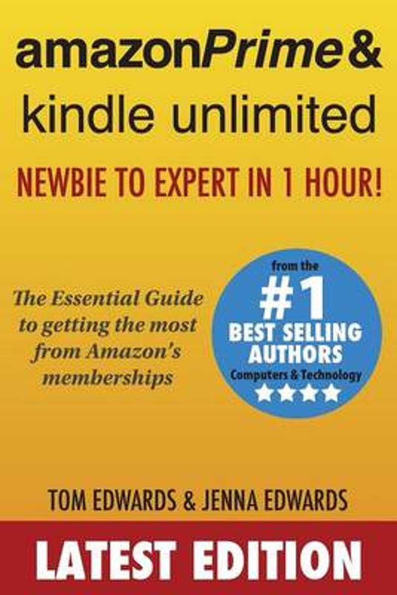 Amazon Prime & Kindle Unlimited