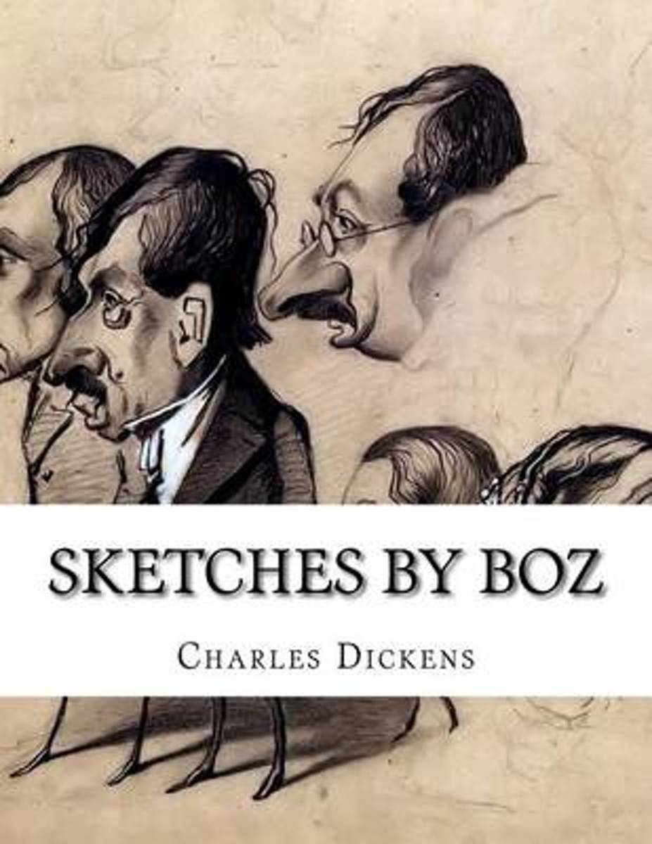 Sketches by Boz