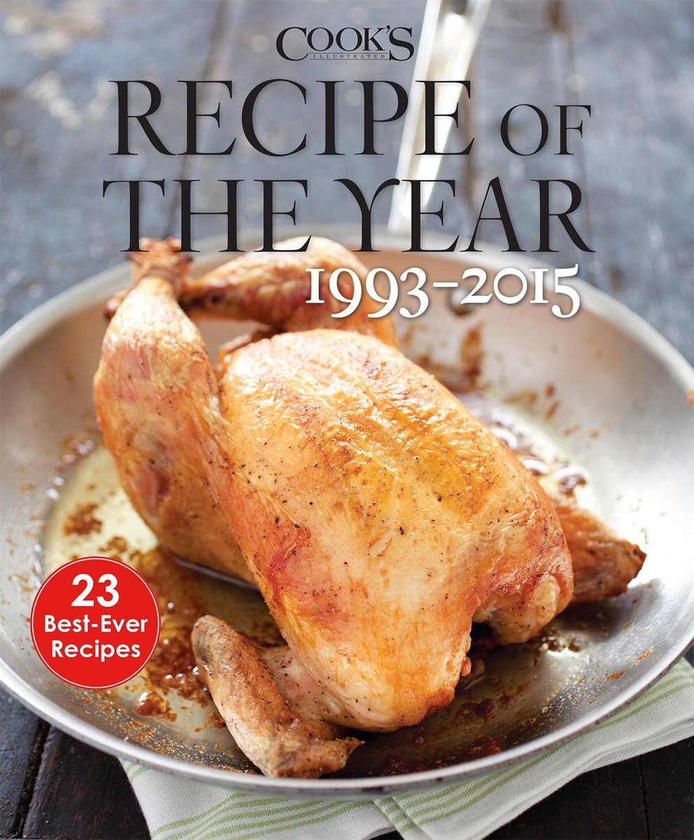 Recipe of the Year 1993-2015