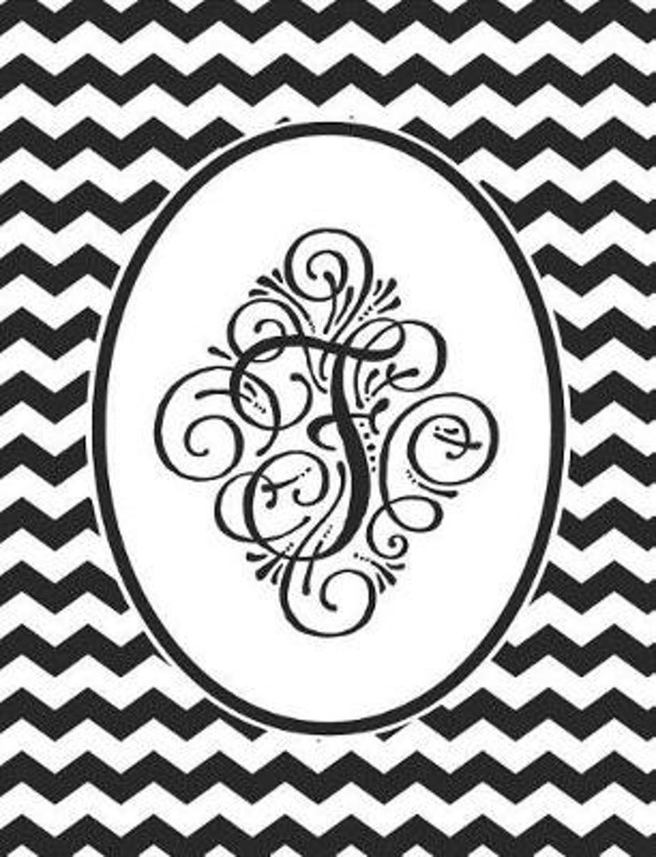 Monogram F 2018-2019 Coloring Academic Planner