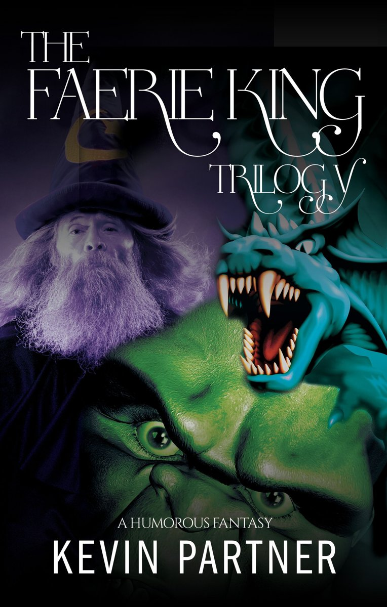 The Faerie King Trilogy