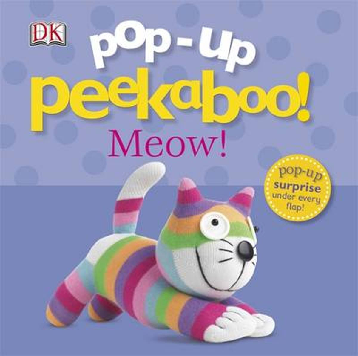 Pop-Up Peekaboo! Meow!