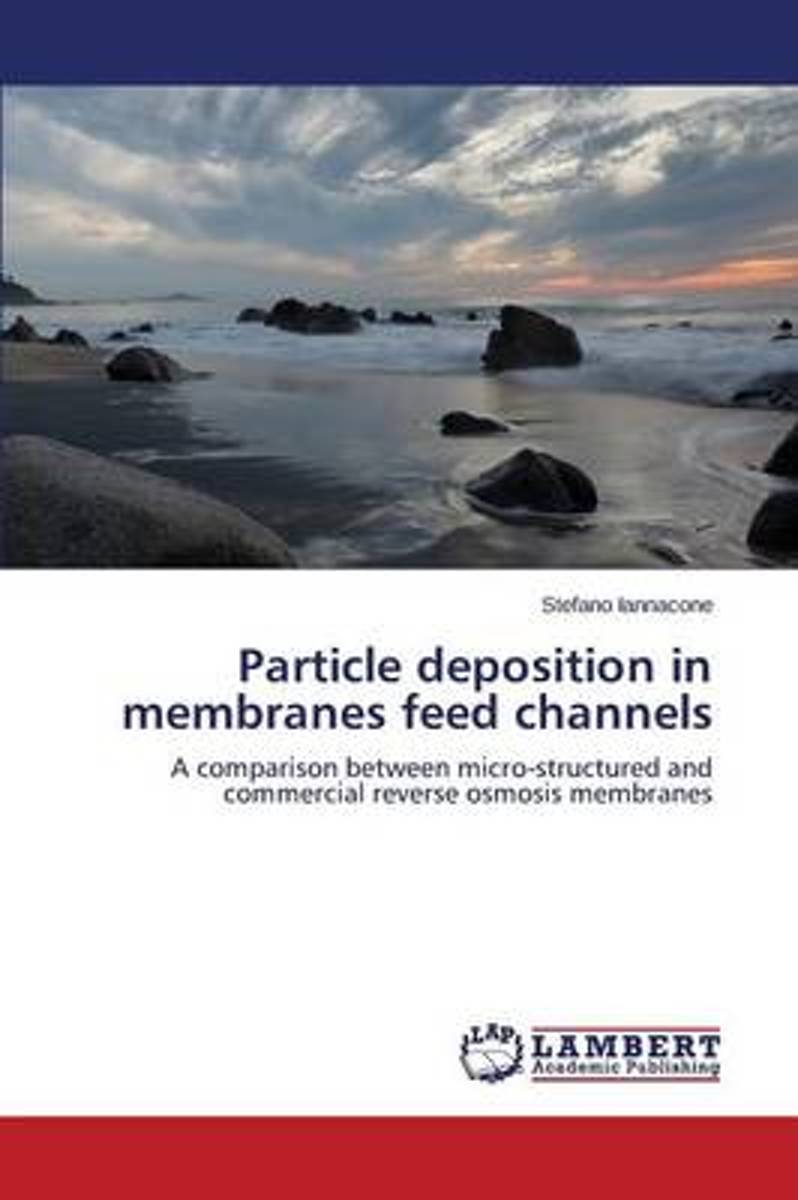 Particle Deposition in Membranes Feed Channels