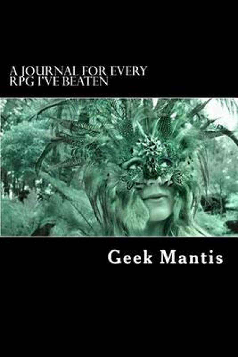 A Journal for Every RPG I've Beaten
