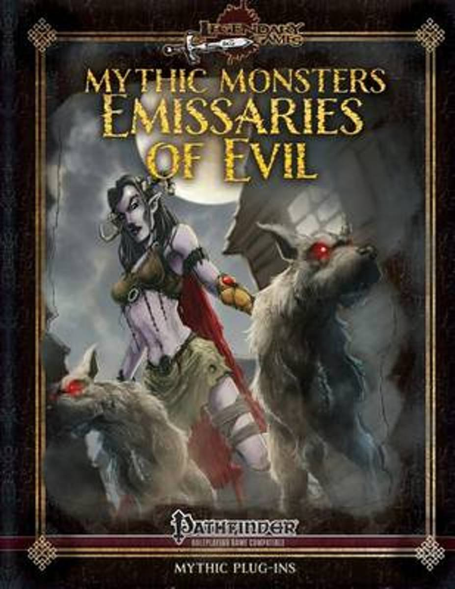 Mythic Monsters